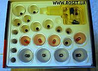 Магнитные массажные банки Bao Yi Pull Out A Vacuum Apparatus (24 шт+насос), фото 1