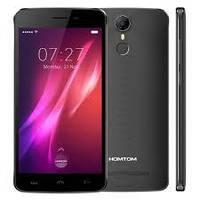 "Смартфон Homtom HT27 Black Сканер1/8GB 5,5"" Android 6.0, фото 1"