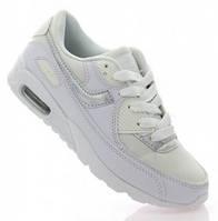Белые женские кроссовки LOTT