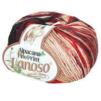 LANOSO Alpacana Fine Print 802