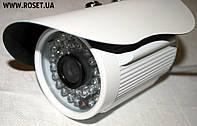 Аналоговая камера видеонаблюдения IR Digital CCD Camera 278 (3.6 мм), фото 1