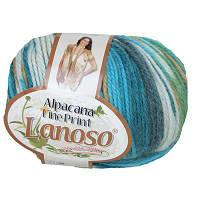 LANOSO Alpacana Fine Print 804