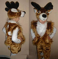 Детский  костюм  карнавальный Олень