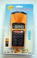Дальномер ультразвуковой - Ultrasonic Measurer Laser Point AOQI, фото 1