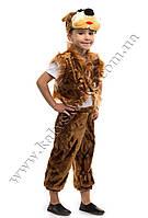 """карнавальный костюм  детский меховой """" Медведь"""""""