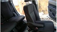 Автомобильные чехлы модельные из эко кожи CHEVROLET Aveo I sedan, Zaz Vida 2003-2012