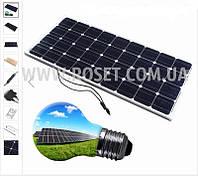 Солнечная панель - Solar Board 250 W 18 V (1640 x 992 x 40 мм), фото 1