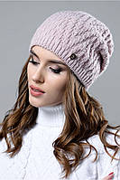 Женская шапка Амелия на флисе