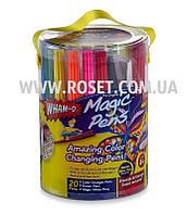 Волшебные фломастеры - Wham-O Magic Pens 20 pcs, фото 1