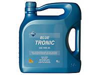 Масло Blue Tronic  Синтетика 10W40  (5L)  (VW 501 00/505 00  MB 229.1) Германия