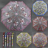 Зонтик  5 видов, 65см