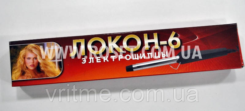 Электроплойка-щипцы - Локон-6