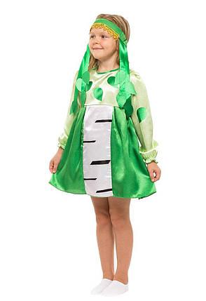 Карнавальный костюм Березка, фото 2