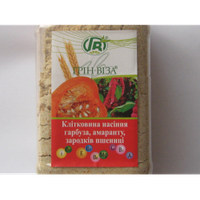 Клетчатка семян тыквы, амаранта и зародышей пшеницы, 300 г годен до 30.04.18г