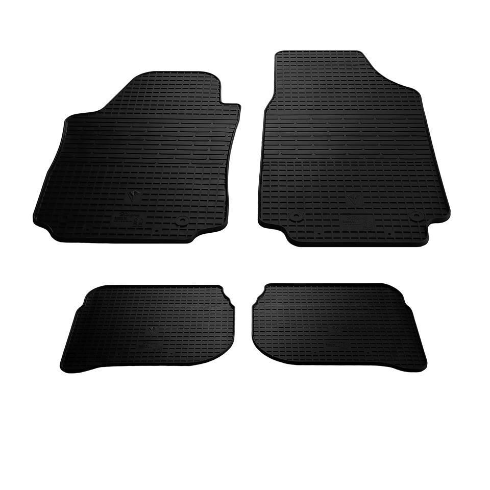 Коврики в салон для Audi 100 / A6 (C4) 90- (комплект - 4 шт) 1030074