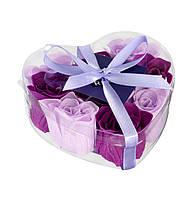 Мыло FLEN 9шт фиолетовый M2727021