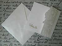 Листівка весільна - запрошення 5-25671 Открытка свадебная - приглашение