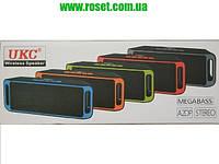 Портативная Bluetooth колонка UKS Wireless Speaker Megabass A2DP Stereo SC-208, фото 1