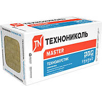 Утеплитель Техноакустик 1200*600*50 45пл. (5,76/8пл.)