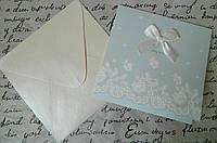 Листівка весільна - запрошення 5-25688 Открытка свадебная - приглашение
