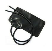 Камера латексная (резиновая) с 2 трубками