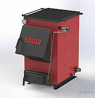 Твердотопливный котел Видзев КВ-16 с ВП c плитой без утеплителя