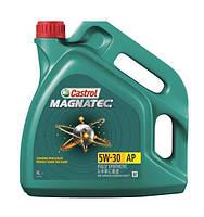 Масло моторное MAGNATEC 5W-30 AP 4л CASTROL