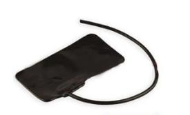 Камера латексная (резиновая) с 1 трубкой