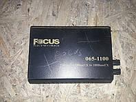Одномодовый медиаконвертер FOCUS 065-1100