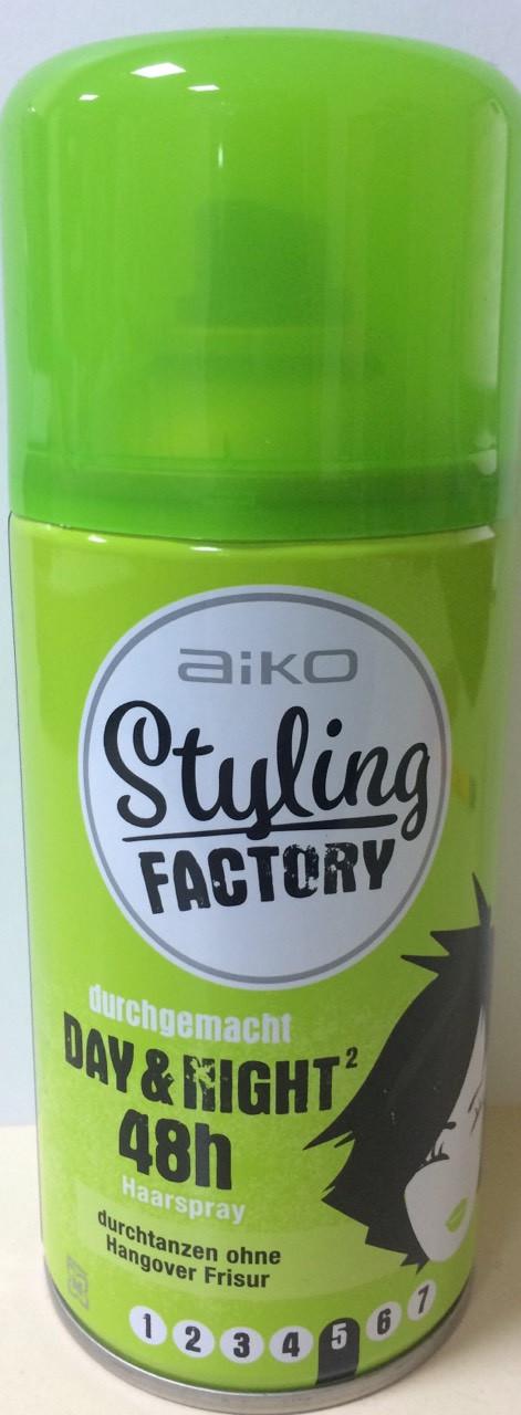 Лак для волос Aiko Styling Factory 5 300ml
