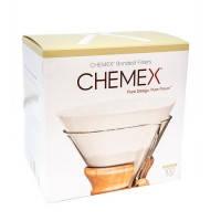 Бумажные фильтры для Chemex 6 cups, 100 шт.