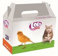 Lolo Pets Транспортная коробка для мелких животных и птиц