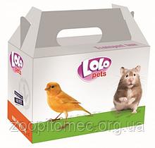 Lolo Рets (Лоло Петс) Транспортна коробка переноска для дрібних тварин і птахів
