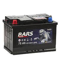 Автомобильный аккумулятор BARS Silver 75Ач 650А (0) R