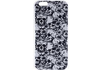 Чехол Avatti Mela Pattern 3D PC case (sh3859) для iPhone 6/6S Plus