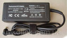 Блок питания для ноутбука AC Adapter N18061, 19V, 2.37A, штекер диаметр 3мм, толщина стенки 1мм
