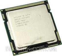 Процессор Intel Pentium Dual-Core G6950 2.8GHz/1066Mhz/3MB (BX80616G6950SLBMS) s1156 Tray комиссионный товар