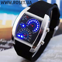 Ремешки на часы унисекс часы adidas с синим диодами цвет ремешка на выбор