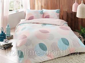 Постельное белье Тас Flanel Bella розовое полуторный размер