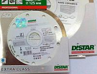 Алмазный диск мокрорез d125мм Distar Hard Ceramics мрамор керамогранит