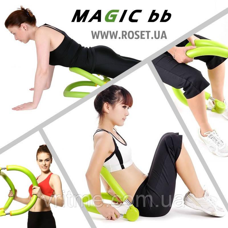 Универсальный тренажер AB Tone Magic BB