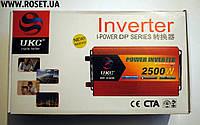Преобразователь электрической энергии Инвертор UKC Inverter I-Power SSK 2500W, фото 1