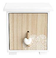 Декоративная коробка BUGGE 13х10х13см M4963600