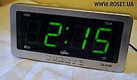 Классические настенные электронные часы LED Digital Clock Caixing CX-2159, фото 1