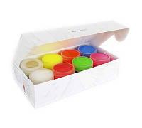 Светящиеся краски Acmelight, набор, 8х20мл