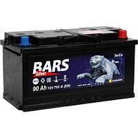 Автомобильный аккумулятор BARS Silver 90Ач 750А (1) L