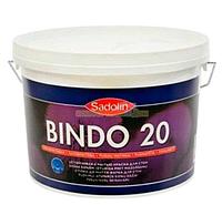 Краска для стен и потолка BINDO 20  BМ (2,4л.)