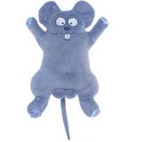 Мягкая игрушка-сувенир №1 «Мышка» 00284-130 Копиця