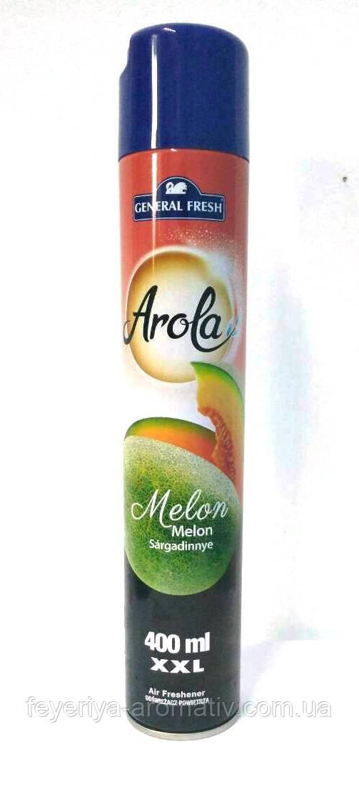 Освежитель воздуха спрей General Fresh Arola Melon 400мл
