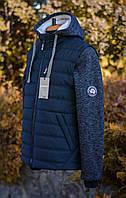 """Стильная разборная куртка-жилет на меху от легендарного бренда """"Napapijri"""""""